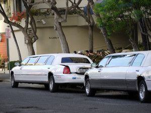 Luxus limuzin