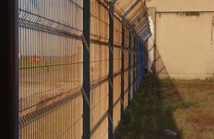 Az értékeit megvédi a kerítés