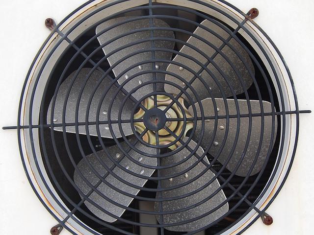 Álló ventilátor a meleg napokra
