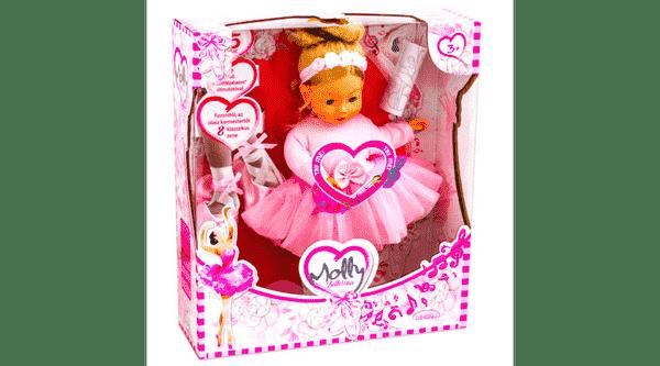 Bambolina balerina baba nemcsak a kis táncosnőknek