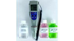 pH érték mérő